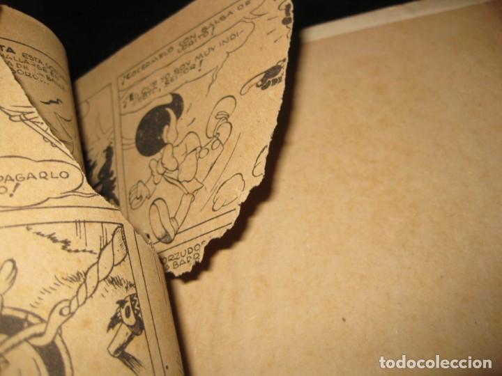 Tebeos: chispita en yo quiero la luna . cañellas . ilustrador adriano . ed augusta . sin recortables - Foto 8 - 184359885