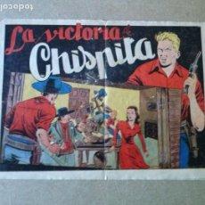 Tebeos: CHISPITA Nº 23 - 6ª AVENTURA -GRAFIDEA -T. Lote 186312693