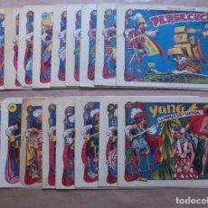 Livros de Banda Desenhada: RESERVADO - LA CAPITANA LOTE 5 NÚMEROS - 27 29 33 38 Y 43 - GRAFIDEA - JMV. Lote 187571615