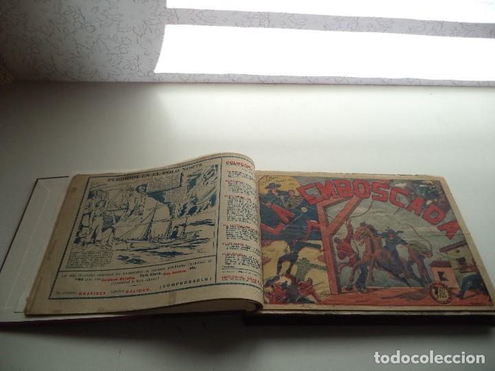 Tebeos: El Jinete Fantasma Año 1947 Colección Completa son 164 Tebeos Originales Encuadernada en 5 Tomos - Foto 3 - 191030492