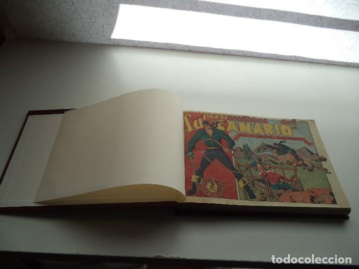 Tebeos: El Jinete Fantasma Año 1947 Colección Completa son 164 Tebeos Originales Encuadernada en 5 Tomos - Foto 13 - 191030492