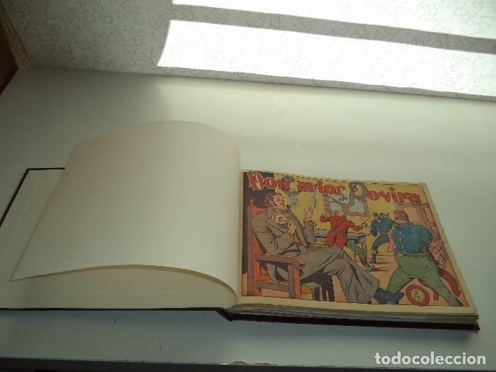 Tebeos: El Jinete Fantasma Año 1947 Colección Completa son 164 Tebeos Originales Encuadernada en 5 Tomos - Foto 22 - 191030492