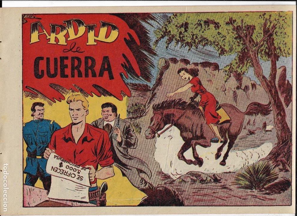 Tebeos: Chispita 6ª Aventura Año 1955 Colección Completa son 24 Tebeos Originales Encuadernado en tomo - Foto 18 - 191288757