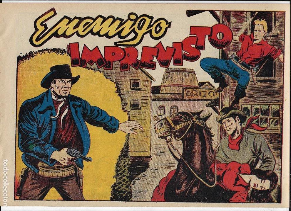 Tebeos: Chispita 6ª Aventura Año 1955 Colección Completa son 24 Tebeos Originales Encuadernado en tomo - Foto 22 - 191288757