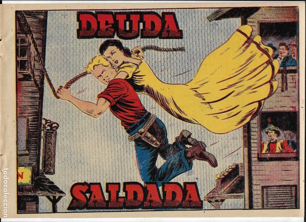 Tebeos: Chispita 6ª Aventura Año 1955 Colección Completa son 24 Tebeos Originales Encuadernado en tomo - Foto 23 - 191288757