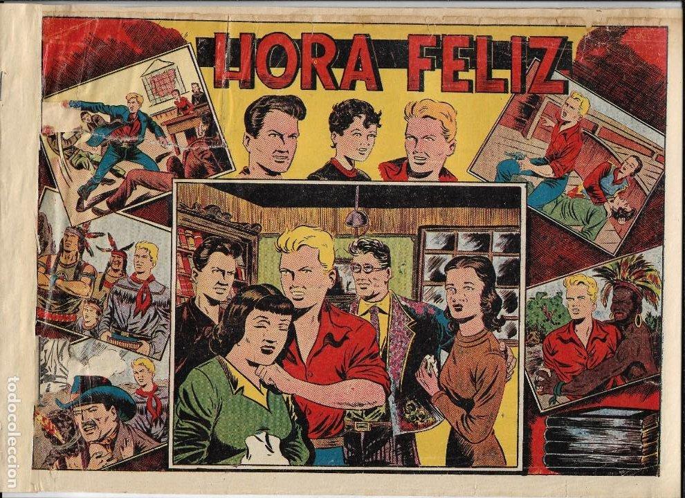 Tebeos: Chispita 6ª Aventura Año 1955 Colección Completa son 24 Tebeos Originales Encuadernado en tomo - Foto 25 - 191288757