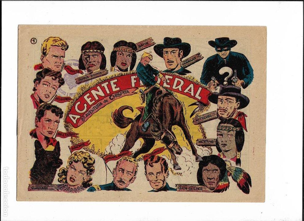 CHISPITA 8ª AVENTURA AÑO 1956 COLECCIÓN COMPLETA SON 24 TEBEOS ORIGINALES MUY DIFICILES (Tebeos y Comics - Grafidea - Chispita)