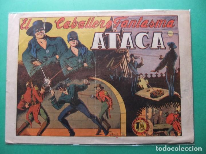EL CABALLERO FANTASMA ( JINETE FANTASMA ) Nº 5 GRAFIDEA ORIGINAL (Tebeos y Comics - Grafidea - El Jinete Fantasma)