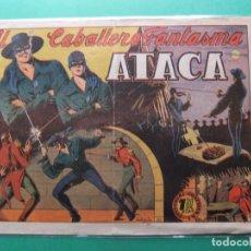 Tebeos: EL CABALLERO FANTASMA ( JINETE FANTASMA ) Nº 5 GRAFIDEA ORIGINAL. Lote 191457120
