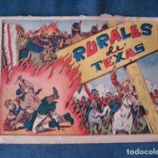 Tebeos: CHISPITA 46, TERCERA AVENTURA NÚMERO 22: RURALES DE TEXAS, 1952, GRAFIDEA, USADO. Lote 191579415