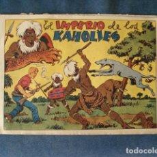 Tebeos: CHISPITA 9 CUARTA AVENTURA: EL IMPERIO DE LOS KAHOLIES, 1953, GRAFIDEA. Lote 191579787
