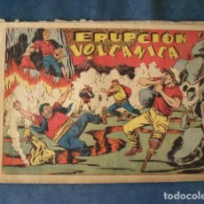 Tebeos: CHISPITA, CUARTA AVENTURA, NÚMERO 17: ERUPCIÓN VOLCANICA, 1953, GRAFIDEA. Lote 191581218