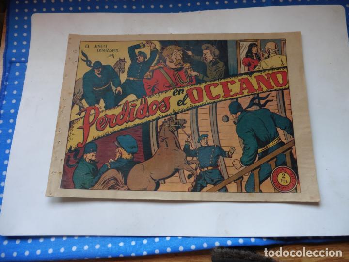 JINETE FANTASMA Nº 83 PERDIDOS EN EL OCEANO ORIGINAL (Tebeos y Comics - Grafidea - El Jinete Fantasma)