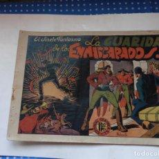 Tebeos: JINETE FANTASMA Nº 14 EN LA GUARIDA DE LOS ENMASCARADOS ORIGINAL. Lote 191876942