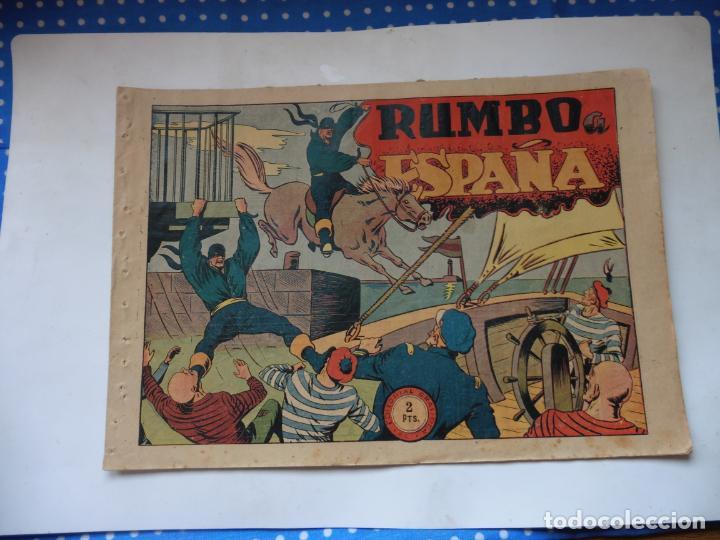 JINETE FANTASMA Nº 79 RUMBO A ESPAÑA ORIGINAL (Tebeos y Comics - Grafidea - El Jinete Fantasma)