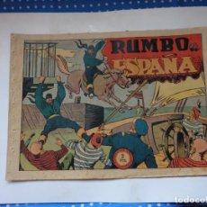 Tebeos: JINETE FANTASMA Nº 79 RUMBO A ESPAÑA ORIGINAL. Lote 191877283