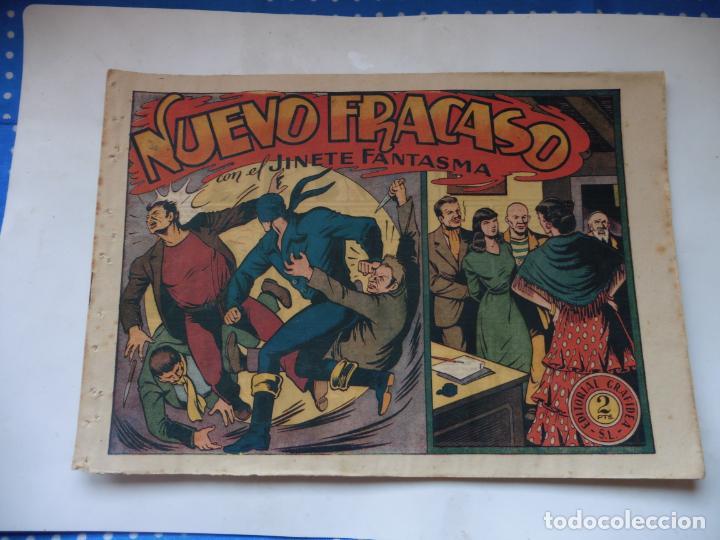 JINETE FANTASMA Nº 94 NUEVO FRACASO ORIGINAL (Tebeos y Comics - Grafidea - El Jinete Fantasma)