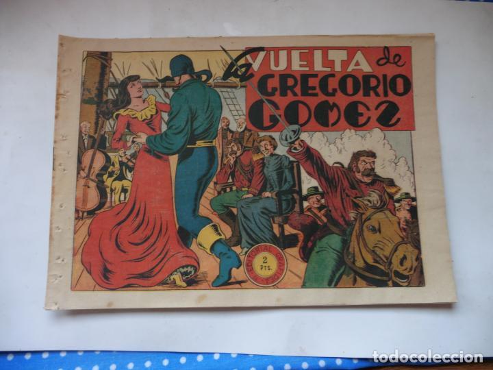 JINETE FANTASMA Nº 98 LA VUELTA DE GREGORIO GOMEZ ORIGINAL (Tebeos y Comics - Grafidea - El Jinete Fantasma)