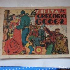 Tebeos: JINETE FANTASMA Nº 98 LA VUELTA DE GREGORIO GOMEZ ORIGINAL. Lote 191877458