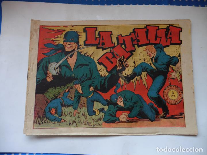 JINETE FANTASMA Nº 102 LA BATALLA ORIGINAL (Tebeos y Comics - Grafidea - El Jinete Fantasma)