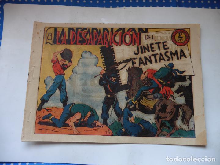 JINETE FANTASMA Nº 103 LA DESAPARICION DEK JINETE FANTASMA ORIGINAL (Tebeos y Comics - Grafidea - El Jinete Fantasma)
