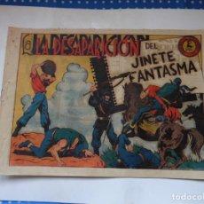 Tebeos: JINETE FANTASMA Nº 103 LA DESAPARICION DEK JINETE FANTASMA ORIGINAL. Lote 191877672