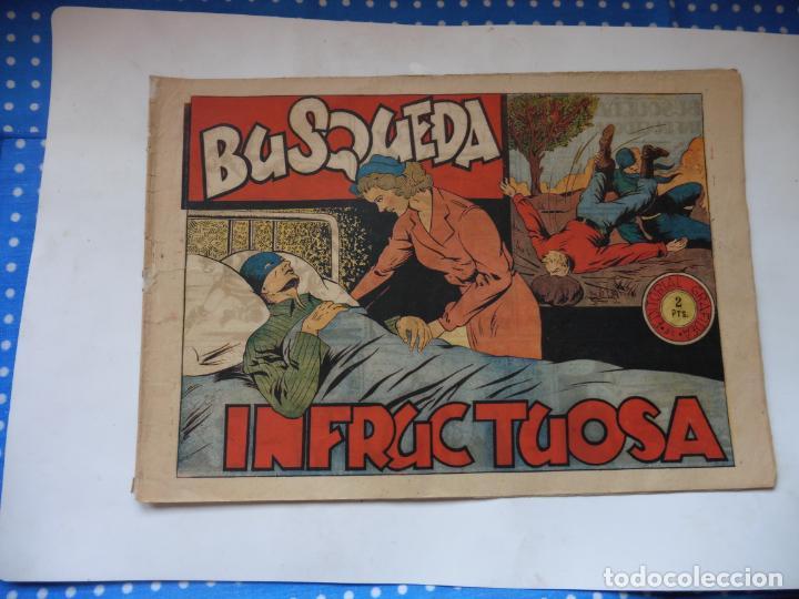 JINETE FANTASMA Nº 104 BUSQUEDA INFRUCTUOSA ORIGINAL (Tebeos y Comics - Grafidea - El Jinete Fantasma)