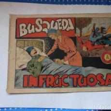 Tebeos: JINETE FANTASMA Nº 104 BUSQUEDA INFRUCTUOSA ORIGINAL. Lote 191877811