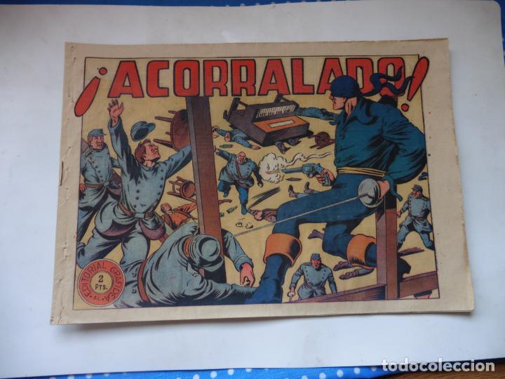 JINETE FANTASMA Nº 112 ACORRALADO ORIGINAL (Tebeos y Comics - Grafidea - El Jinete Fantasma)