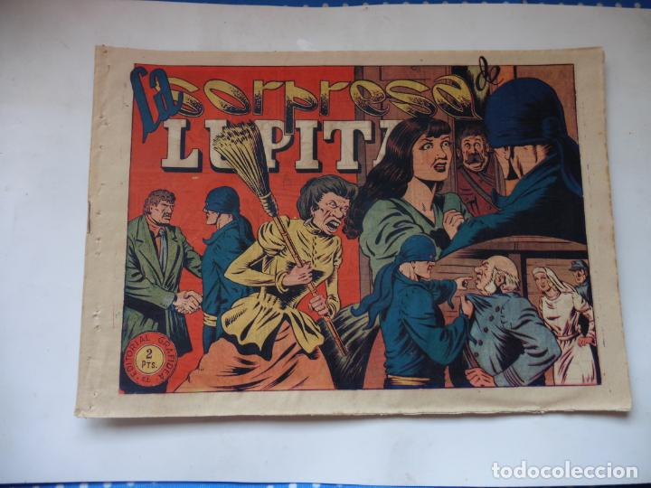 JINETE FANTASMA Nº 113 LA SORPRESA DE LUPITA ORIGINAL (Tebeos y Comics - Grafidea - El Jinete Fantasma)