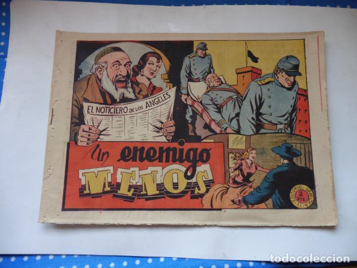 JINETE FANTASMA Nº 115 UN ENEMIGO MENOS ORIGINAL (Tebeos y Comics - Grafidea - El Jinete Fantasma)