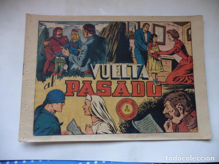 JINETE FANTASMA Nº 116 LA VUELTA AL PASADO ORIGINAL (Tebeos y Comics - Grafidea - El Jinete Fantasma)