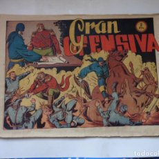 Tebeos: JINETE FANTASMA Nº 117 GRAN OFENSIVA ORIGINAL. Lote 191878453