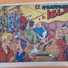 Giornalini: CHISPITA EL REGRESO A LA ISLA Nº 24 GRAFIDEA ORIGINAL CT2. Lote 192184086