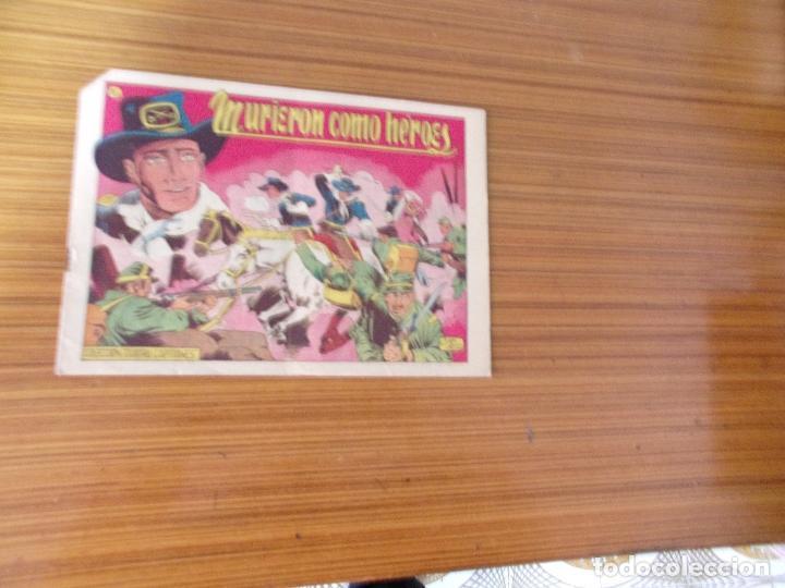 CUATRO CAPITANES Nº 16 EDITA GRAFIDEA (Tebeos y Comics - Grafidea - Otros)
