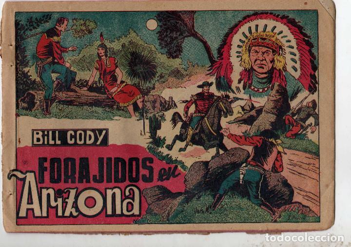 BILL CODY Nº 16 ORIGINAL ( ULTIMO DE LA COLECCION ) (Tebeos y Comics - Grafidea - Otros)