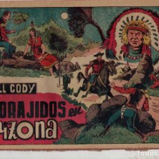Tebeos: BILL CODY Nº 16 ORIGINAL ( ULTIMO DE LA COLECCION ). Lote 193660678
