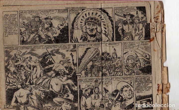 Tebeos: BILL CODY Nº 16 ORIGINAL ( ULTIMO DE LA COLECCION ) - Foto 3 - 193660678