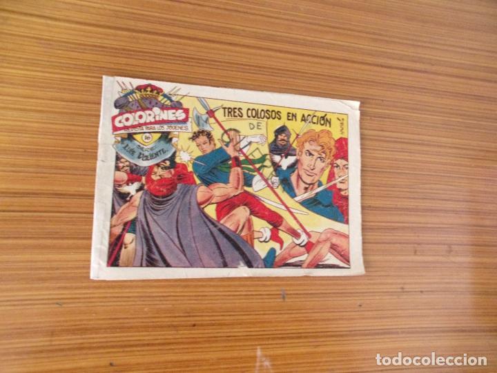 LUIS VALIENTE Nº 16 EDITA GRAFIDEA (Tebeos y Comics - Grafidea - Otros)