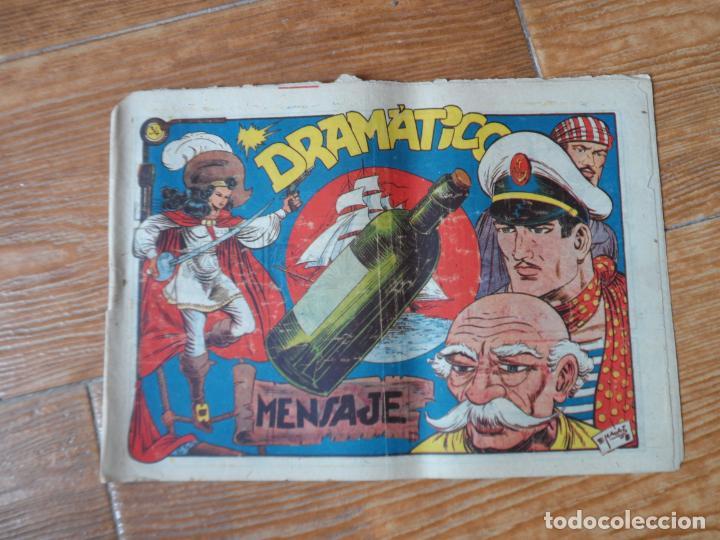 LA CAPITANA Nº 34 EDITORIAL GRAFIDEA ORIGINAL (Tebeos y Comics - Grafidea - Otros)