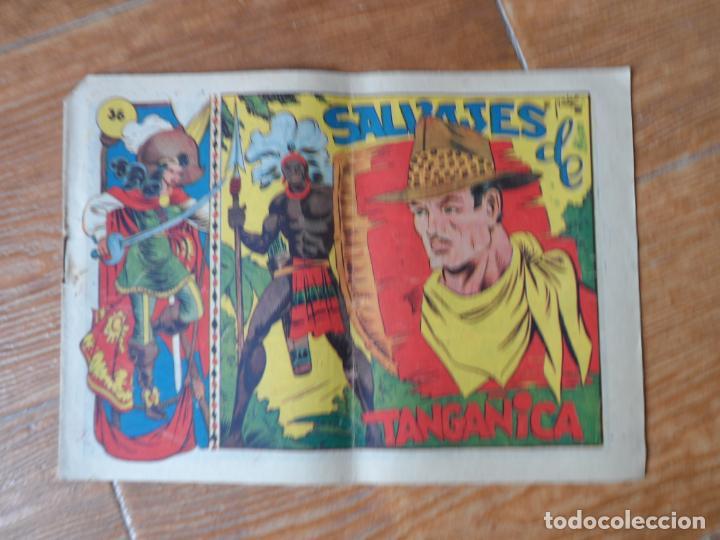 LA CAPITANA Nº 36 EDITORIAL GRAFIDEA ORIGINAL (Tebeos y Comics - Grafidea - Otros)