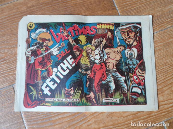 LA CAPITANA Nº 41 EDITORIAL GRAFIDEA ORIGINAL (Tebeos y Comics - Grafidea - Otros)