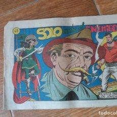 Tebeos: LA CAPITANA Nº 43 EDITORIAL GRAFIDEA ORIGINAL . Lote 194958127