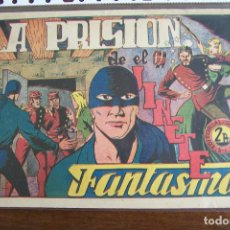 Tebeos: GRAFIDEA, EL JINETE FANTASMA Nº 49 LA PRISIÓN DEL J. F. . Lote 195003025