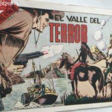 Tebeos: BILL CODY - EL VALLE DEL TERROR- NUM.2. Lote 196603417