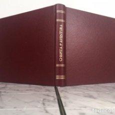 BDs: CHISPITA 5ª AVENTURA - FASCIMIL, COMPLETA, ENVUADERNADA - ED. GRAFIDEA. Lote 197195390