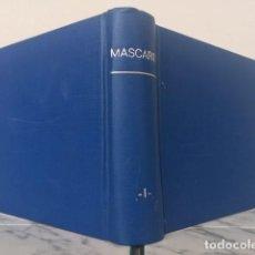 BDs: MASCARITA - FASCIMIL, COMPLETA, ENCUADERNADA - E. GRAFIDEA. Lote 197312145