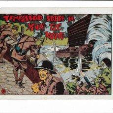 Tebeos: SARGENTO MACAI. AÑO 1952. Nº 18 - 39. SON ORIGINALES DIBUJANTE MARTINEZ EDITORIAL GRAFIDEA. Lote 197498032
