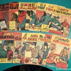 Giornalini: NOVELITA ( CÓMIC) EL JINETE FANTASMA DEL 1 AL 16 FALTANDO EL NÚMERO 9 EDITORIAL GRAFIDEA ORIGINAL. Lote 197869531