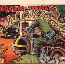 Tebeos: SARGENTO MACAI, N. 40, ARRIESGADA TENTATIVA, EDITORIAL GRAFIDEA, 1940. Lote 201351410